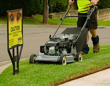 Services Fox Mowing Qld